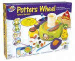 Potters wheel set